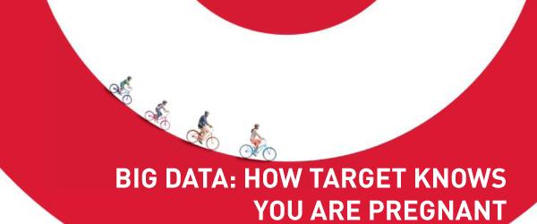 Big Data How Target Knows You Are Pregnant Yu Kai Chou