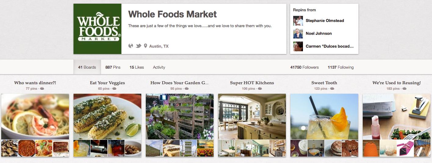 Whole Foods Codes Bulk