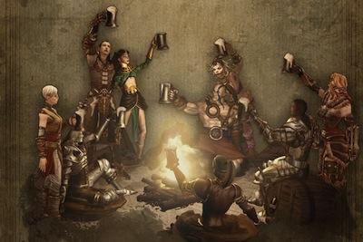 Diablo Gamification 2 How Diablo III uses Game Mechanics to become Winning & Addicting