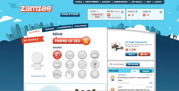 How Zamzee uses Gamification to make Running Around Epic