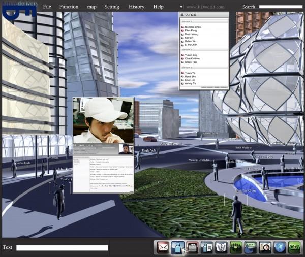 Serious Game Virtual World 2