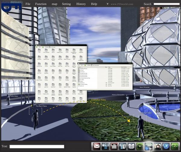Serious Game Virtual World 4