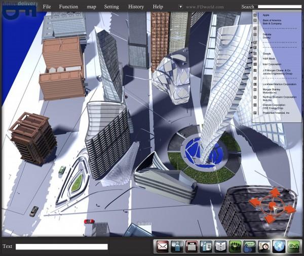 Serious Game Virtual World 3