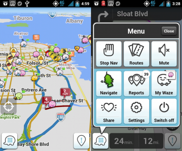 An Octalysis Look at the Waze Craze